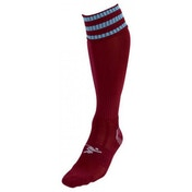 PT 3 Stripe Pro Football Socks LBoys Maroon/Sky
