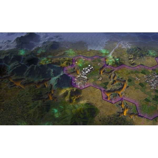 Sid Meier's Civilization Beyond Earth PC Game (with pre-order DLC) (Boxed and Digital Code) - Image 7
