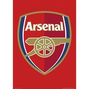 Arsenal Club Crest Maxi Poster