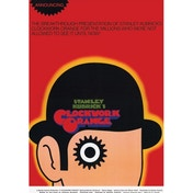 Clockwork Orange Maxi Poster