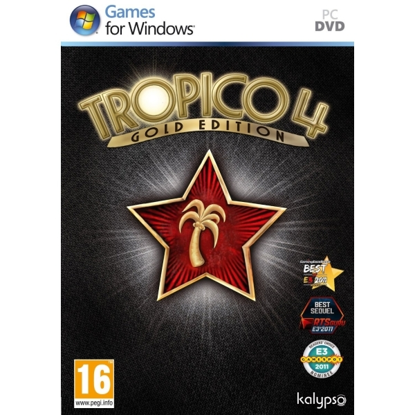 Tropico 4 Gold Edition Game PC