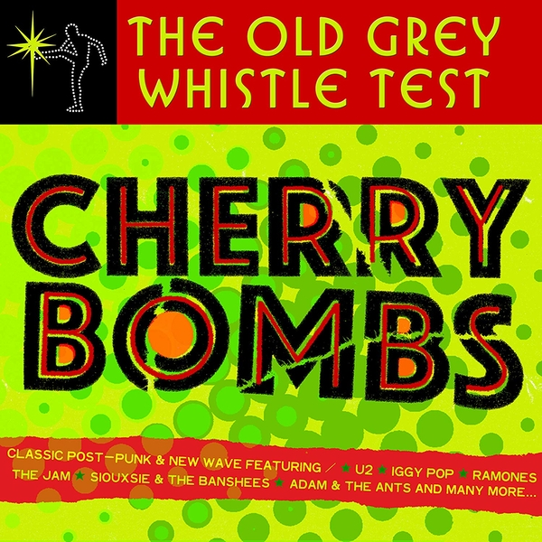 Various Artists - Old Grey Whistle Test: Cherry Bombs CD