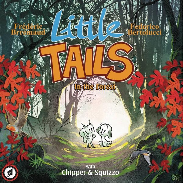 Image of Little Tails in the Forest by Frederic Brremaud (Hardback, 2016)