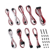 CableMod Classic ModMesh RT-Series Cable Kit ASUS ROG / Seasonic - White/Red