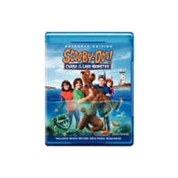 Scooby Doo Curse of the Lake Monster Blu-ray