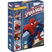 Ultimate Spider-Man Box Set Volumes 1-4 DVD