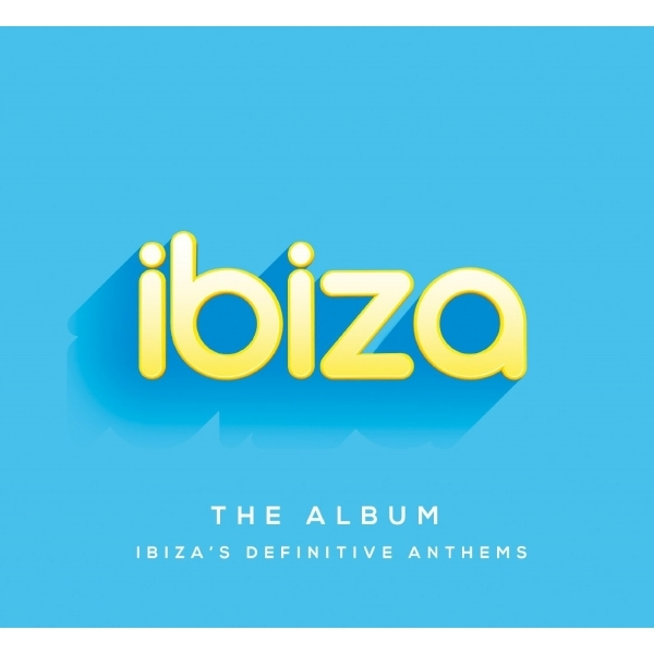 Various Artists - Ibiza - The Album, Ibiza's Definitive CD