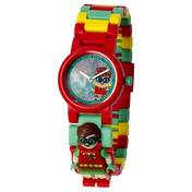 Lego Batman Movie Robin Kids Minifigure Link Buildable Watch