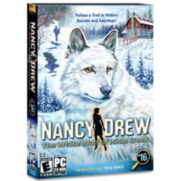 Nancy Drew White Wolf of Icicle Creek Game PC