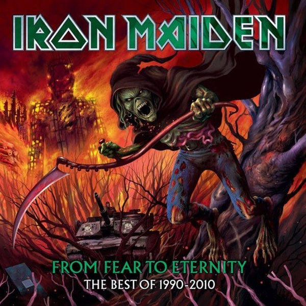 Iron Maiden - From Fear To Eternity - The Best Of Vinyl
