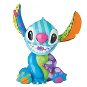 Stitch Statement (Romero Britto) Figurine