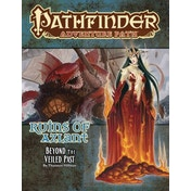 Pathfinder Adventure Path #126: Beyond the Veiled Past (Ruins of Azlant 6 of 6)