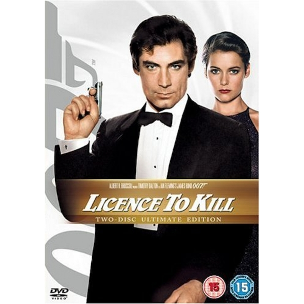 Licence to Kill (Two-Disc Ultimate Edition) DVD