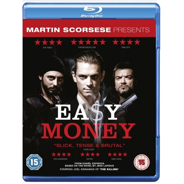 Easy Money Blu-ray