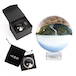K9 Clear Crystal Ball For Photography 80mm   M&W - Image 2