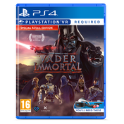 Vader Immortal A Star Wars VR Series PS4 Game (PSVR Required)