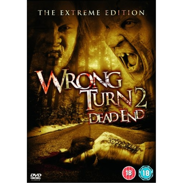 Wrong Turn 2: Dead End - Extreme Edition (Uncut) DVD