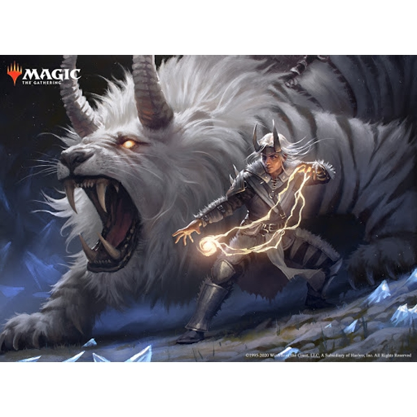 Ultra Pro Magic the Gathering Ikoria V5 Playmat