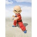 Krillin Early Years (Dragon Ball Z) SH Figuarts Bandai Action Figure - Image 3