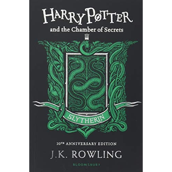 Harry Potter and the Chamber of Secrets - Slytherin Edition  Paperback / softback 2018