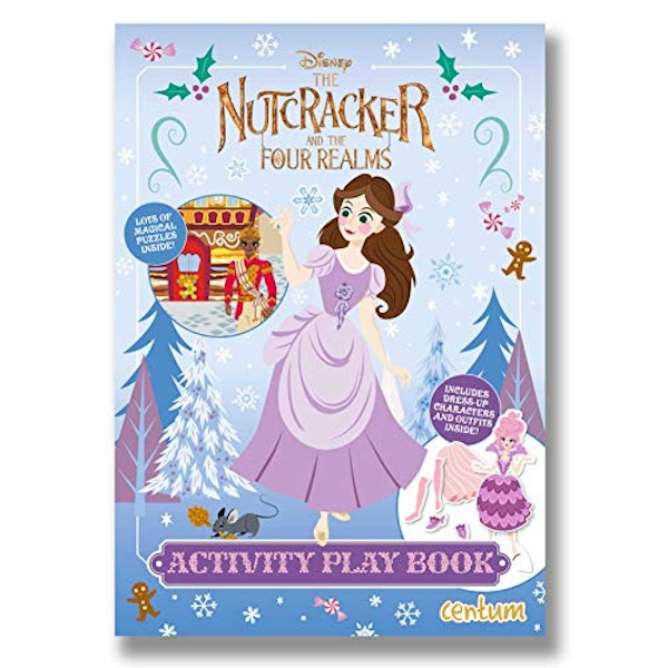The Nutcracker and the Four Realms Press-Out Activity Book  Paperback / softback 2018