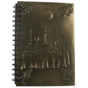 Bronze Witchcraft Notebook 22cm
