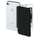 """Hama """"Clear"""" Booklet Case for Apple iPhone 7/8, black"""