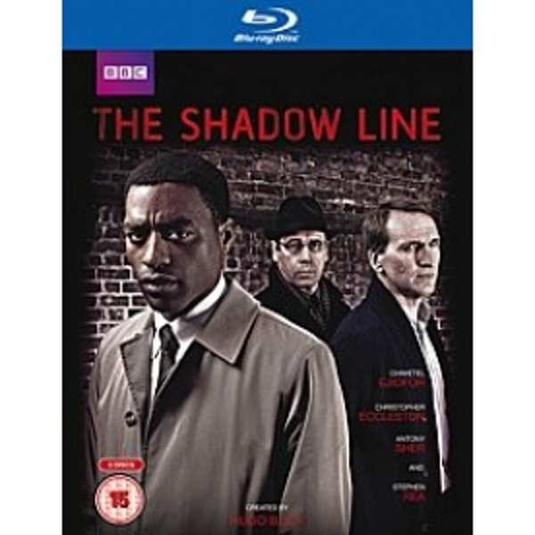 Shadow Line Blu Ray