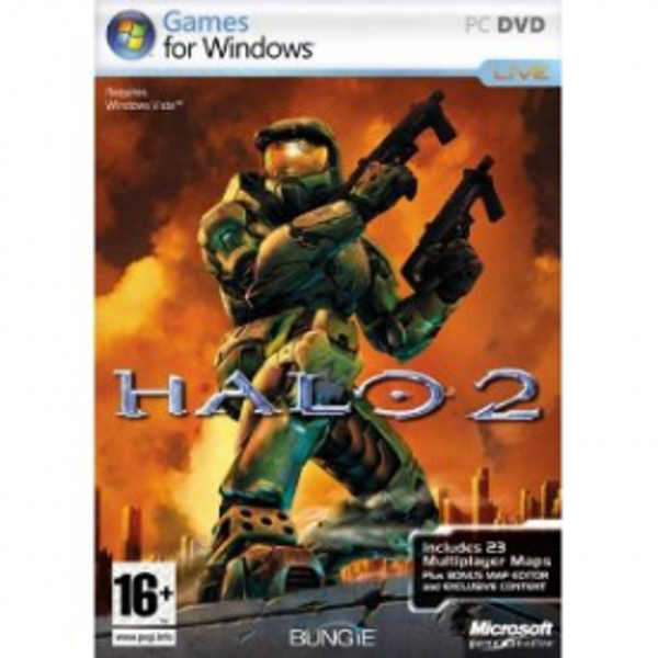 Halo 2 Game PC