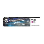 HP 913A Magenta Original PageWide Cartridge