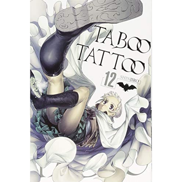 Taboo Tattoo, Vol. 12