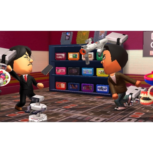 Tomodachi Life 3DS Game - Image 3