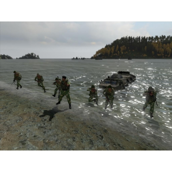 ArmA II 2 Combined Operations (ArmA II + ArmA II Arrowhead) Game PC - Image 3