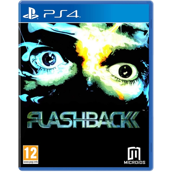 Flashback PS4 Game