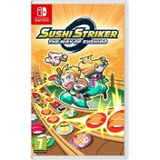 Sushi Striker The Way Of Sushido Nintendo Switch Game