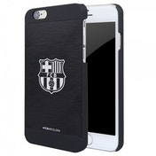 Official F.C. Barcelona Aluminium Football Case Cover for 4.7inch Apple iPhone 6 Black