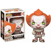 Pennywise With Boat (IT 2017) Funko Pop! Vinyl Figure