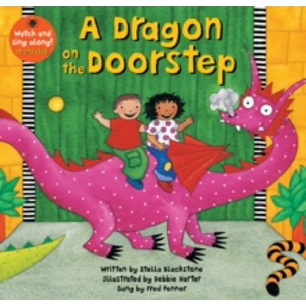 Dragon on the Doorstep by Stella Blackstone (Paperback, 2012)