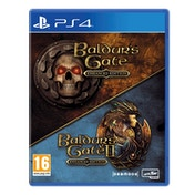 Baldur's Gate Enhanced Edition PS4 Game