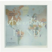 Adventure Money Box | M&W World Map