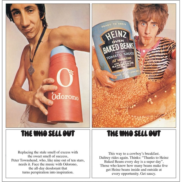 The Who - The Who Sell Out Vinyl