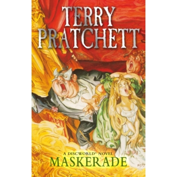 Maskerade: (Discworld Novel 18) by Terry Pratchett (Paperback, 2013)