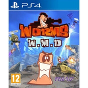 Worms WMD PS4 Game