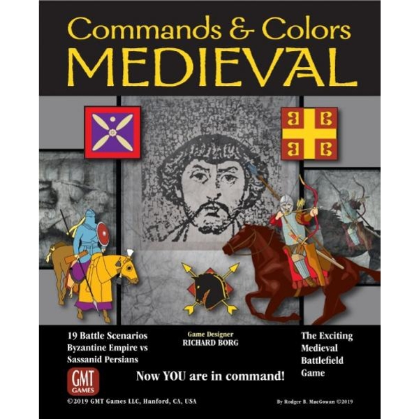 Commands & Colors Medieval Board Game