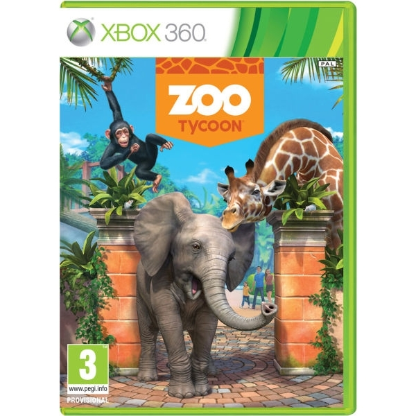 Zoo Tycoon Game Xbox 360 - Image 1