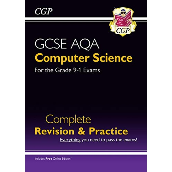 GCSE Computer Science AQA Complete Revision & Practice - for exams in 2021  Paperback / softback 2019