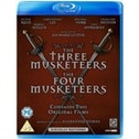 The Three Musketeers &The Four Musketeers Blu-ray