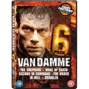 Jean Claude Van Damme Box Set DVD