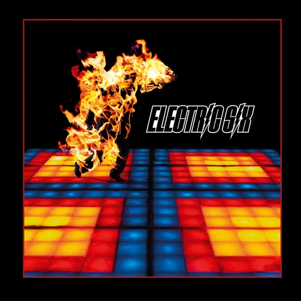 Electric Six - Fire CD