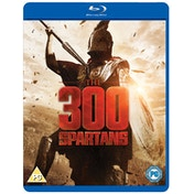 The 300 Spartans Blu-ray